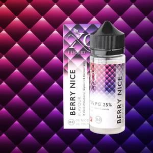 Bilde av XO Berry Nice - 50 ml Shortfill