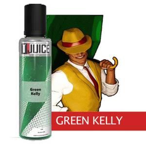 Bilde av Green Kelly Shortfill - T-Juice 50 ml