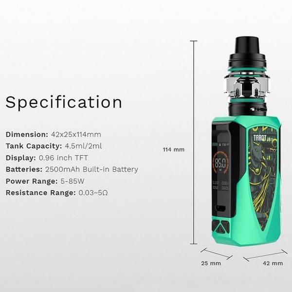 Vaporesso Tarot Baby m/NRG SE Tank 4.5 ml