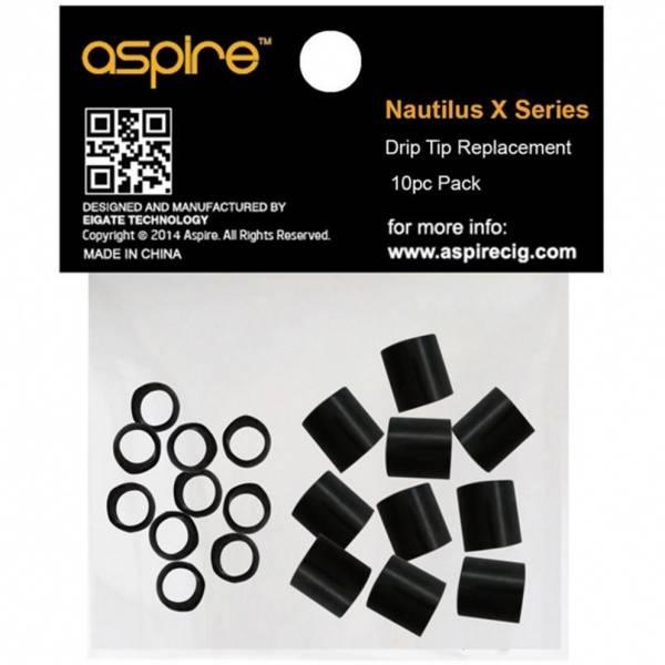 Aspire Nautilus X / PockeX Munnstykke 10-Pack